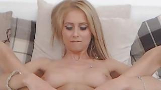 Sexy Petite Blonde Teen Strips Down On Webcam