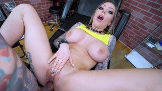 Big titted Karma Rx gets her anus destroyed
