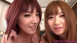Naked asian teens pov with sexy Tsubasa Amami