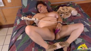 LatinChili Horny Matures Solo Compilation