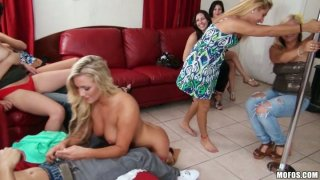Vera Vaughn, Cameron Dee and Nina Lopez for one pass